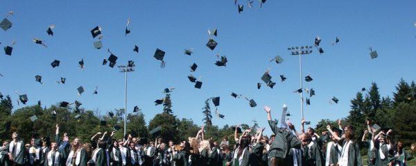 卒業式 アメリカ