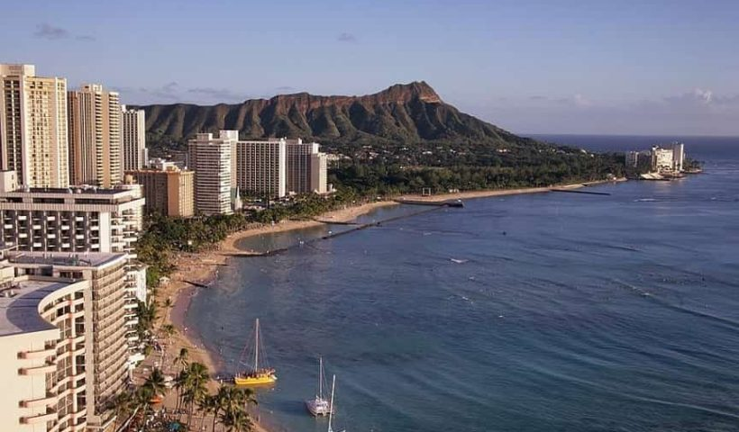 ハワイ 留学
