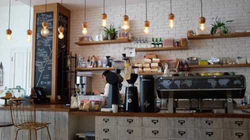 仕事 カフェ