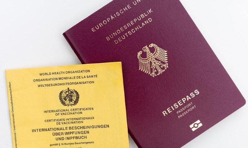 ワクチン パスポート